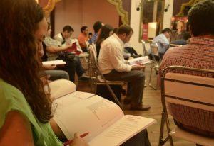 Jubiliejinėje Lietuvos studentų sąjungos Asamblėjoje – svečiai iš užsienio ir žymūs žmonės | Lietuvos studentų sąjungos nuotr.