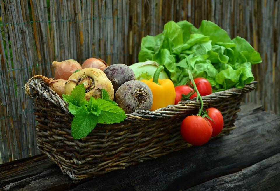 Skirtingų spalvų daržovės | Pixabay nuotr.