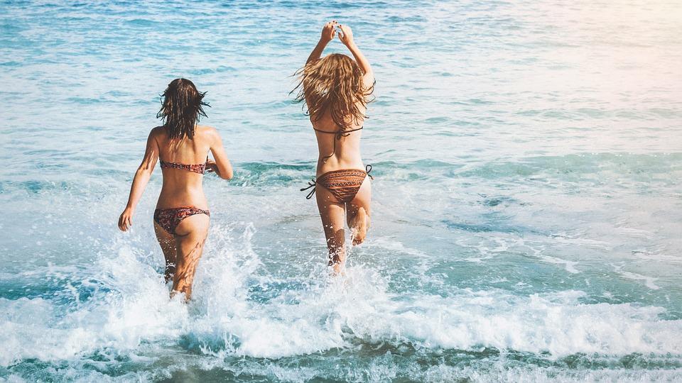 Maudynės jūroje | Pixabay nuotr.