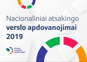 Nacionalinis atsakingo verslo apdovanojimų konkursas | Socialinės apsaugos ir darbo ministerijos nuotr.