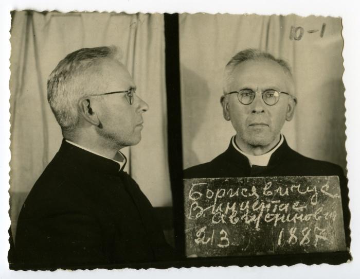 Vyskupas Vincentas Borisevičius nužudytas, nes atsisakė tapti KGB agentu | LGGRTC it LYA archyvų nuotr.