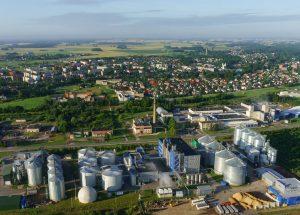 """Pasvalyje įsikūrusi bioetanolio gamykla """"Kurana""""   Europos etanolio asociacijos """"ePURE"""" nuotr."""