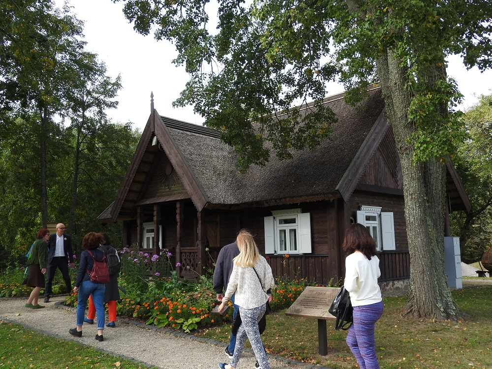 Bitininkystės muziejus pristatė atnaujintą ekspoziciją   Ignalinos rajono savivaldybės nuotr.
