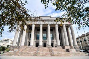 100 dienų iki Nacionalinės bibliotekos 100-mečio jubiliejaus | Lietuvos nacionalinės Martyno Mažvydo bibliotekos nuotr.