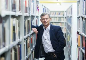 VDU Informatikos fakulteto Intelektinių sistemų laboratorijos vadovo doc. dr. Dariaus Amilevičiaus | VDU nuotr.