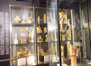 Atsinaujinusio Tauragės krašto muziejaus ekspozicija | tauragesmuziejus.lt nuotr.
