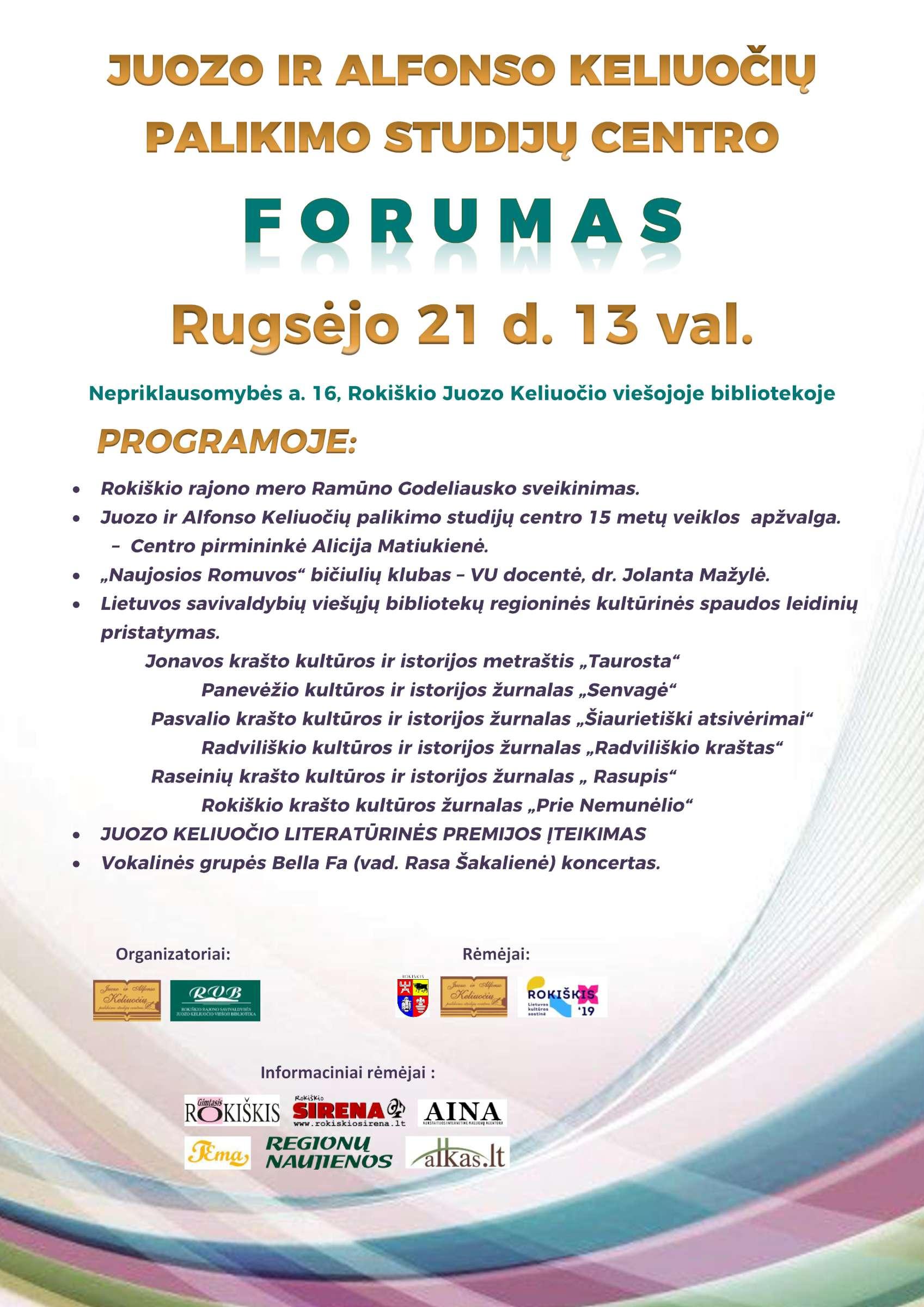 Forumas 1-2400