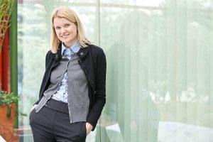ISM Vadybos ir ekonomikos universiteto Vadybos katedros vedėja prof. dr. Justina Gineikienė   ISM Vadybos ir ekonomikos universiteto nuotr.
