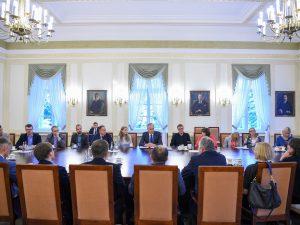 Kultūros forumas prezidentūroje | lrp.lt nuotr.