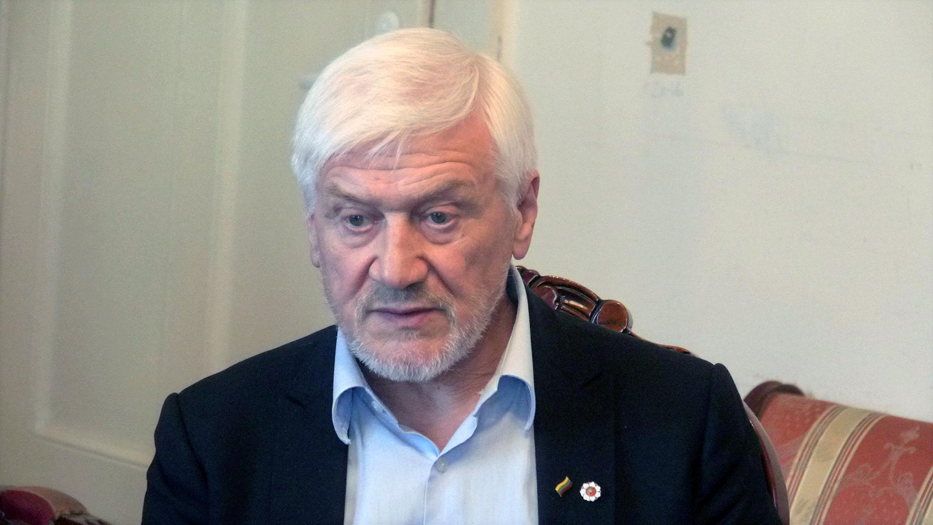 Jonas Vaitkus | Alkas.lt, J. Vaiškūno nuotr.