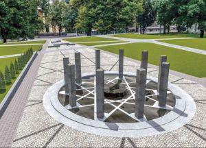 Planuojamas paminklas Reformatų skvere | reformacija.lt nuotr.