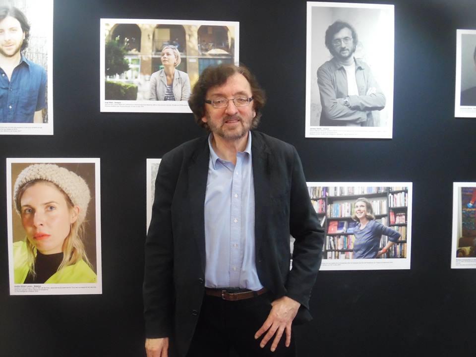 Paryžiaus Knygų mugė 2019 (Salon du livre de Paris)   Asmeninio albumo nuotr.