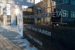 Konstitucijos išmanymą bus galima pasitikrinti ir Vytauto Didžiojo universitete | VDU nuotr.