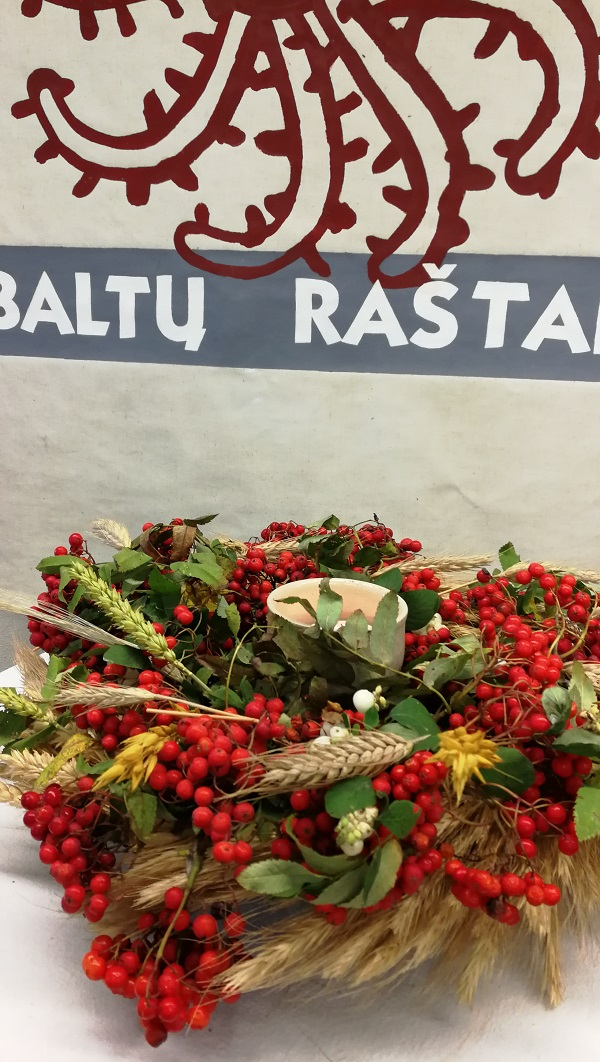 """Kaune vyko vienuolikta folkloro šventė """"Baltų raštai-2019""""   KTKC nuotr."""