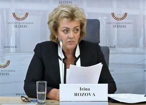 Irina Rozova | Alkas.lt nuotr.
