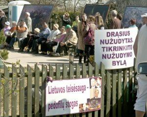 Įvykiai Garliavoje 2012.04.26 | Respublikos redakc. nuotr.
