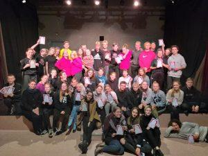 Plungės kultūros centras sukvietė šalies jaunimą į teatro sesiją | LMTA KF TK nuotr.
