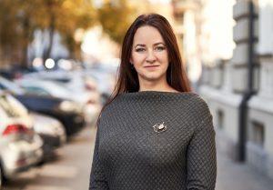 Inga Ruginienė, Lietuvos profesinių sąjungų konfederacijos pirmininkė | Asmeninio albumo nuotr.