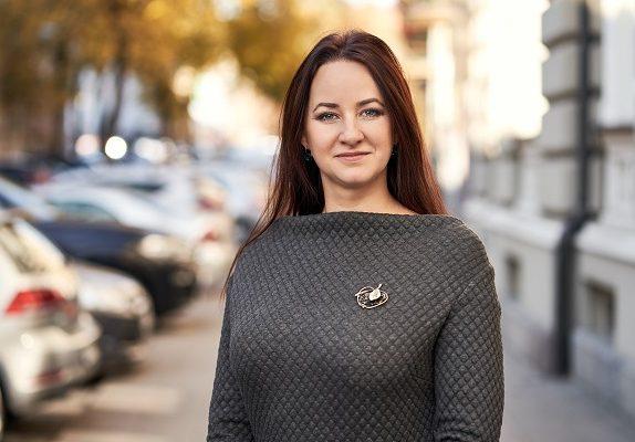 Inga Ruginienė, Lietuvos profesinių sąjungų konfederacijos pirmininkė | asmeninė nuotr.