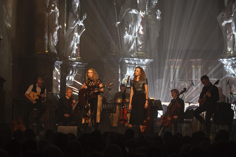 """Grupė """"Baltos Varnos"""" kviečia į naujo albumo pristatymą: """"Ateikite rasti save žodžiuose""""   H. Balandžio nuotr."""
