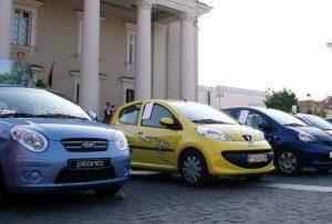 Jau įsigaliojo kompensacinių išmokų mažiau taršiems automobiliams įsigyti tvarka | lrv.lt nuotr.