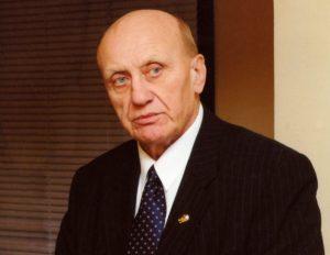 Alfonsas Čekauskas | LEU nuotr.