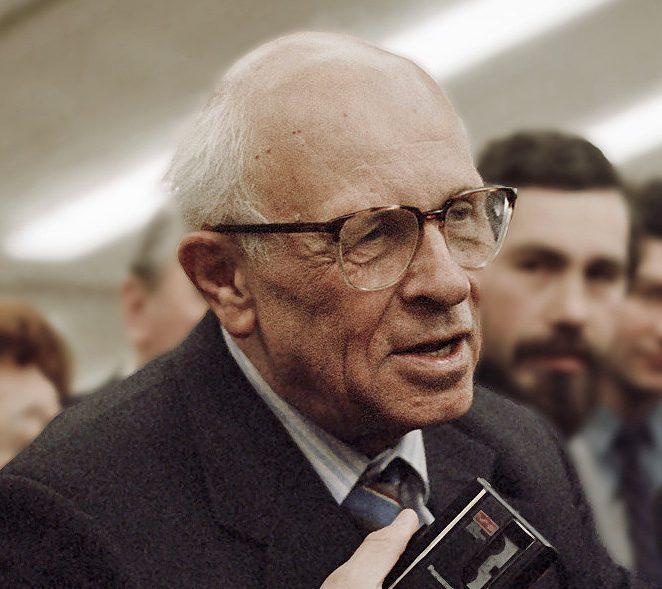 ndrejus Sacharovas | wikipedija.org nuotr.