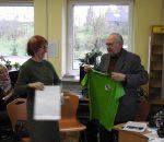 Ignalinos rajone svečiavosi žinomi Lietuvos karikatūristai | Ignalinos rajono savivaldybės nuotr.
