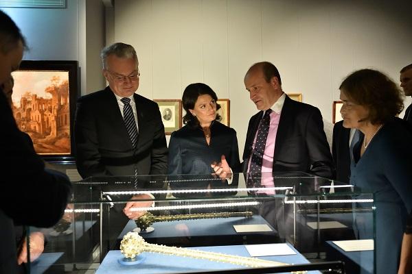 Tarptautinė paroda apie kunigaikščius Radvilas priblokš ir visko mačiusiuosius | Valdovų rūmų muziejaus (Vytauto Abramausko) nuotr.