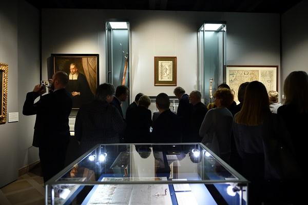 Tarptautinė paroda apie kunigaikščius Radvilas priblokš ir visko mačiusiuosius   Valdovų rūmų muziejaus (Vytauto Abramausko) nuotr.