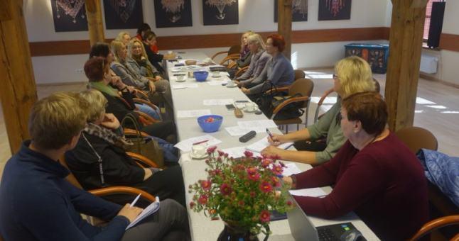 Klaipėdoje posėdį surengė Mažosios Lietuvos etninės kultūros globos taryba (MLEKGT)