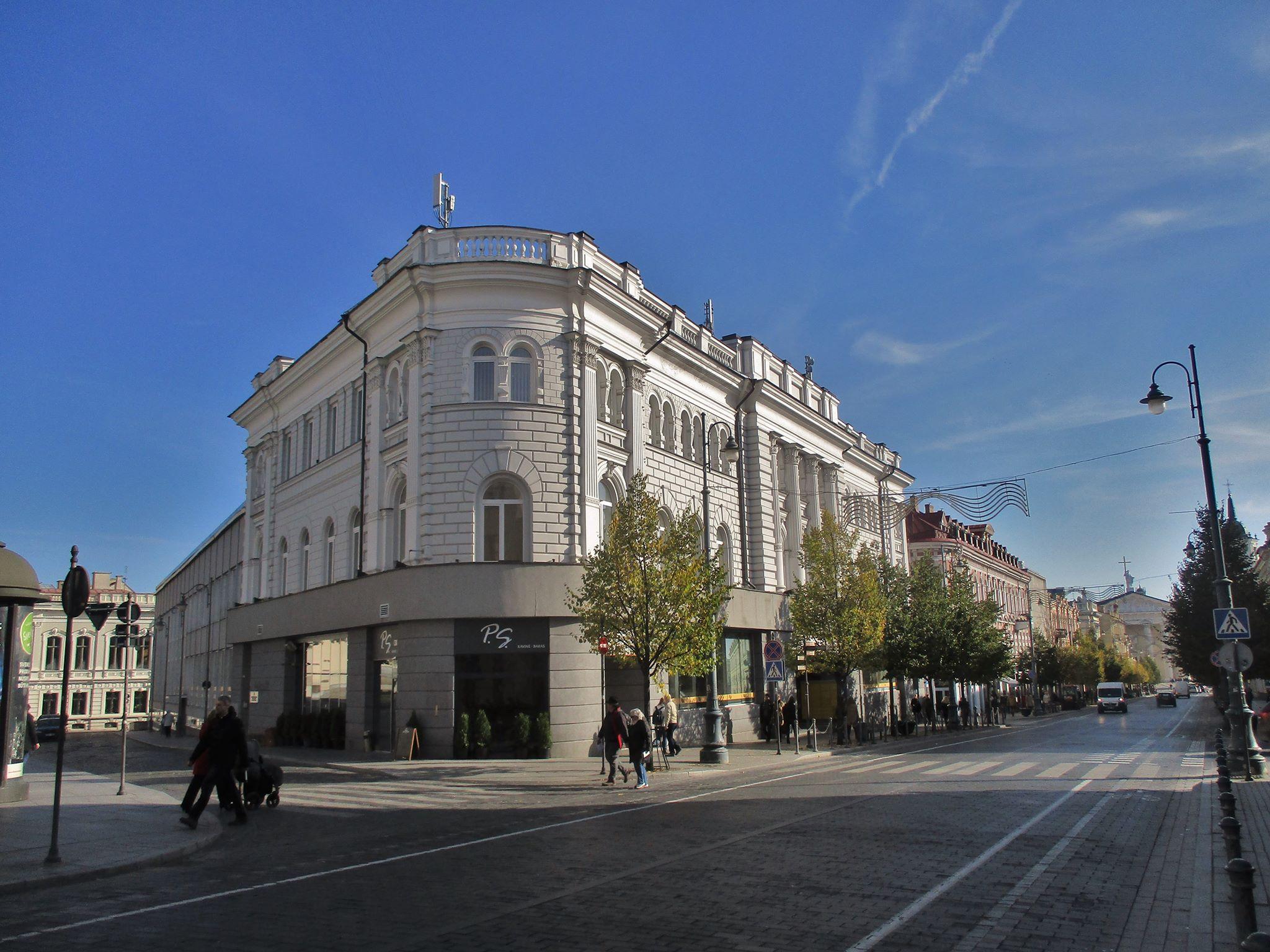 Vilniaus centrinis paštas | G. Oržikausko nuotr.