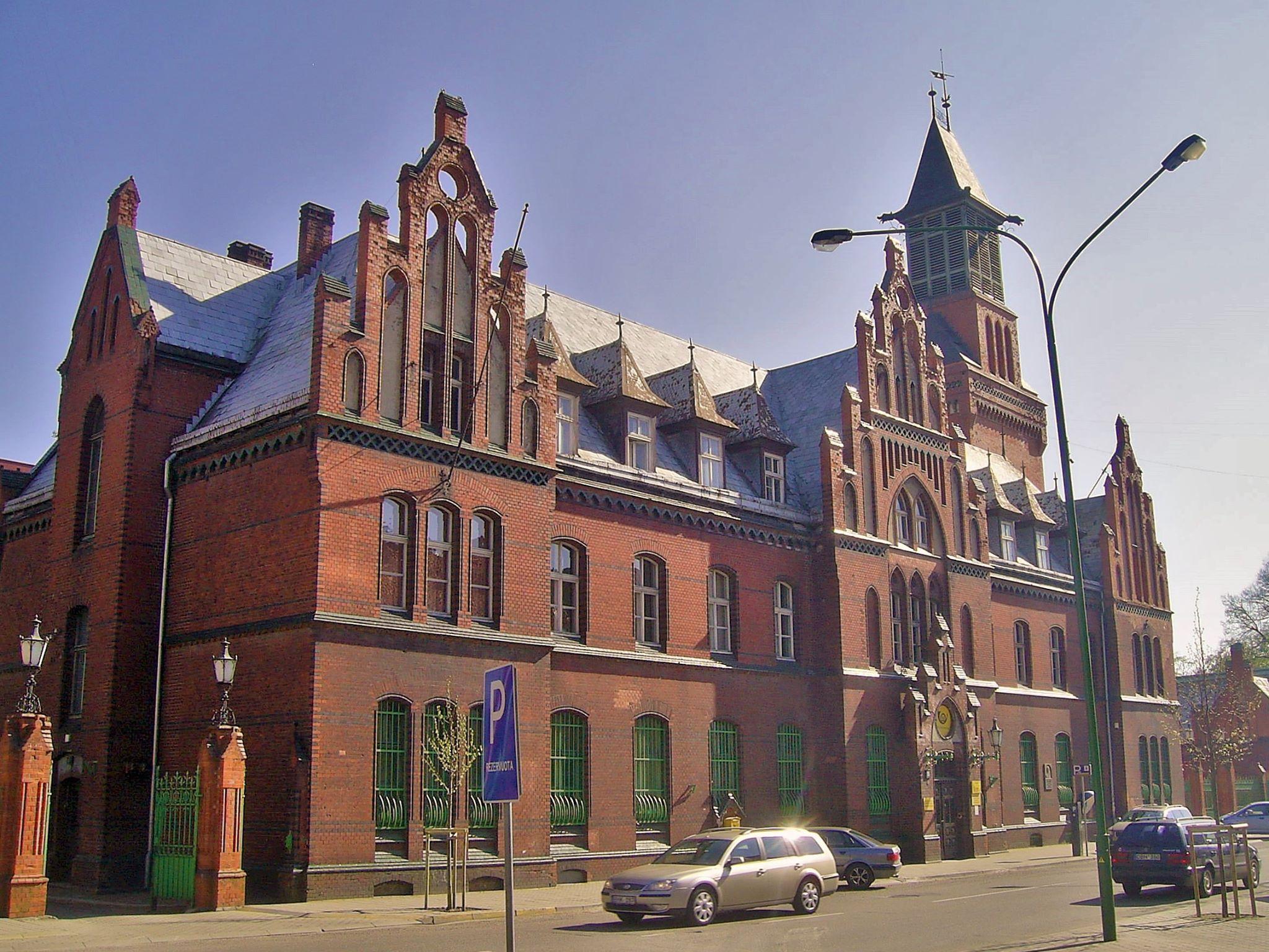 Klaipėdos centrinis paštas | G. Oržikausko nuotr.