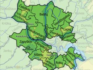 Kauno rajono savivaldybė | wikipedia.org nuotr.