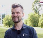 Kosmoso navigacijos inžinierius Bronius Razgus | LRT nuotr.