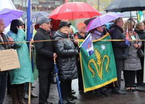 Kauno rajono savivaldybės taryba ketvirtadienį vieningai nepritarė Kauno miesto savivaldybės tarybos siūlymui prijungti prie miesto | rengėjų nuotr.
