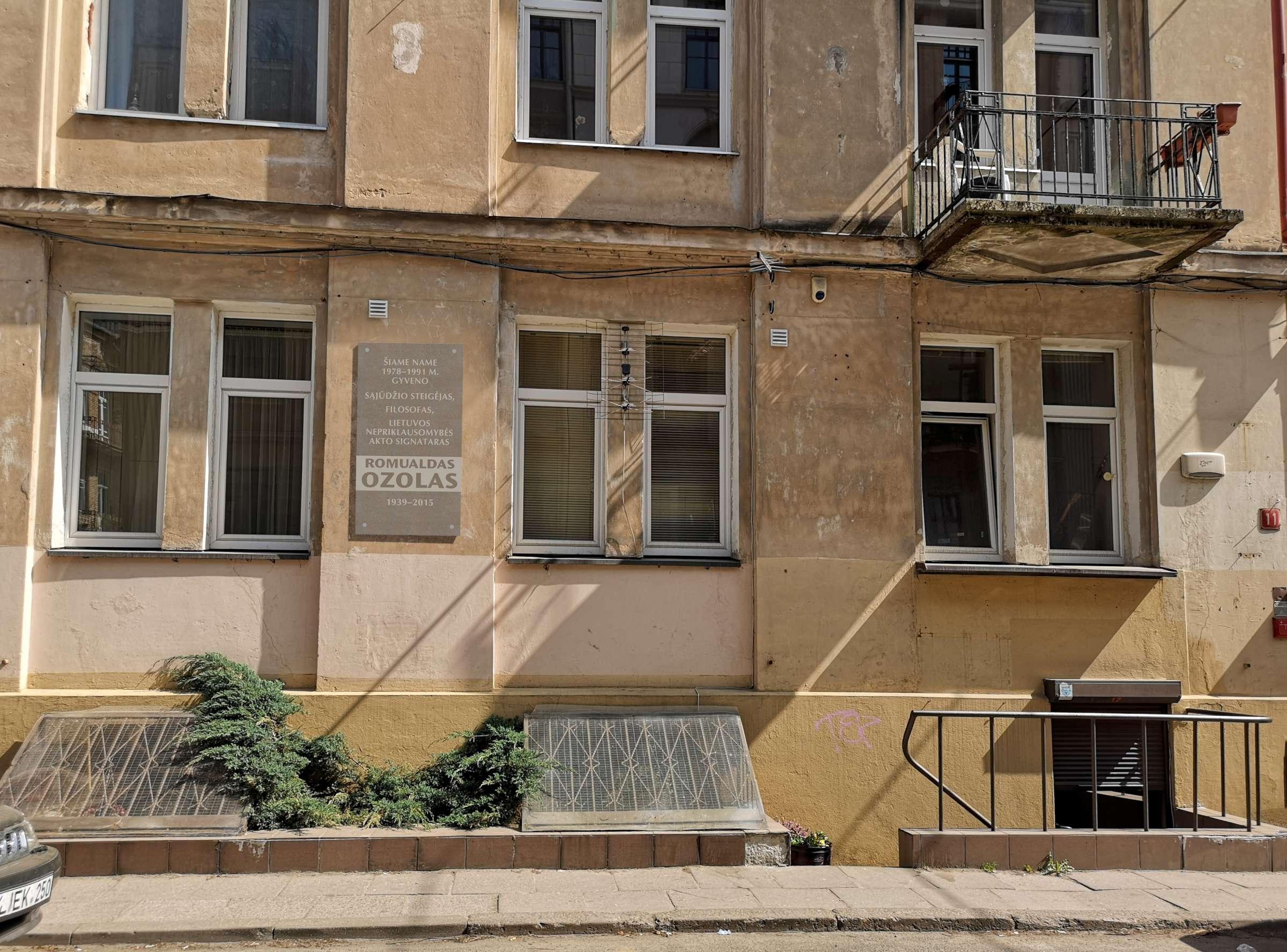 Namas Teatro g. 11   Rengėjų nuotr.