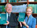 Pranas Baltrnas ir prof. dr. Edita Baltrnaitė | vgtu.lt nuotr.
