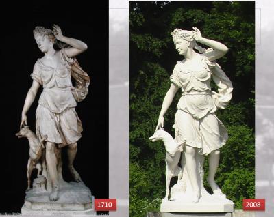 Trys žvilgsniai į Užutrakio istoriją: Tiškevičių aukso amžius, MGB ir KGB valdžia, skulptūrų atkūrimas laisvoje Lietuvoje | Jadvygos Tiškevičiūtės archyvo nuotr.