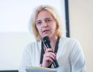 Saulė Mačiukaitė-Žvinienė | agenda.strata.gov.lt nuotr.