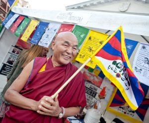 Tibeto vienuolis Tubtenas Vangčenas | E. Levin nuotr.