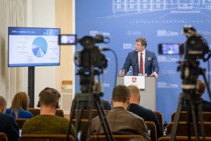 Seimui pristatytas 2020 m. valstybės biudžeto projektas | Aidas.lt nuotr.