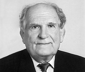 Vladas Valentinavičius (1929-2019) | Asmeninė nuotr.