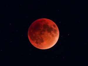 Raudonas Mėnulis | LRT nuotr.
