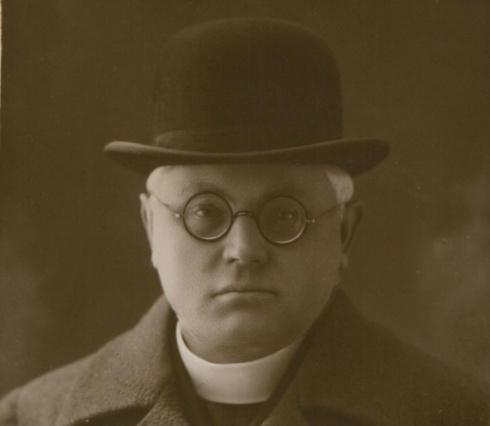 Vaižgantas 1920 m. | Maironio lietuvių literatūros muziejaus archyvo nuotr.