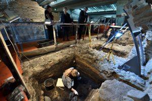 Valdovų rūmų muziejuje – ne tik eksponatai, bet ir archeologiniai tyrimai | valdovurumai.lt nuotr.