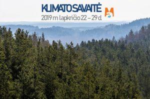 Aplinkos ministerija skelbia Klimato savaitę ir kviečia į jos renginius | lrv.lt nuotr.