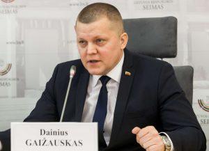 Dainius Gaižauskas | Asmeninė nuotr.