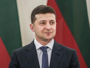 Volodymyras Zelenskis | Alkas.lt, A. Sartanavičiaus nuotr.