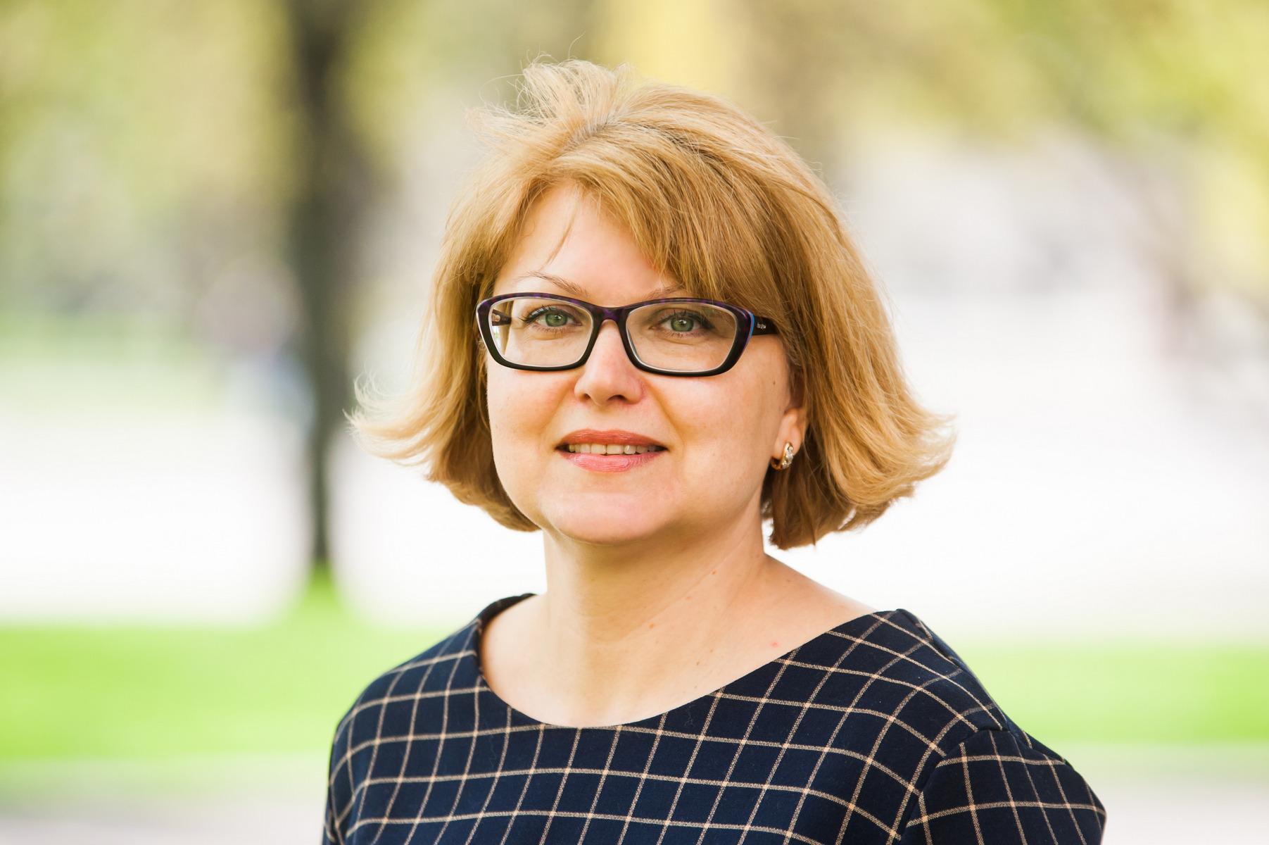 Ilona Tandzegolskienė | VDU nuotr.